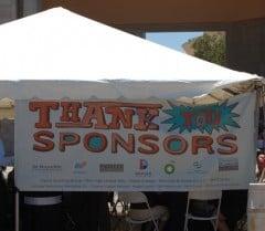 Sponsors-Tent